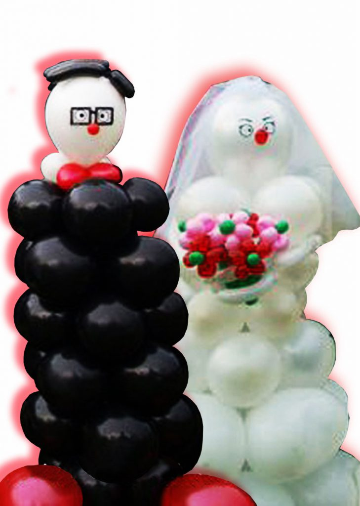 Balloon Couples