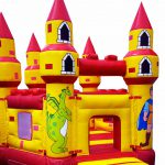 Inflatable Bouncy Castles for Kids