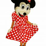Famous Beauty Mouse Mascot