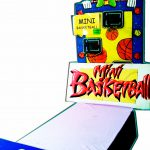 Mini Basketball Game Stall