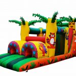 Inflatable Just Fun Obstacle Bouncer