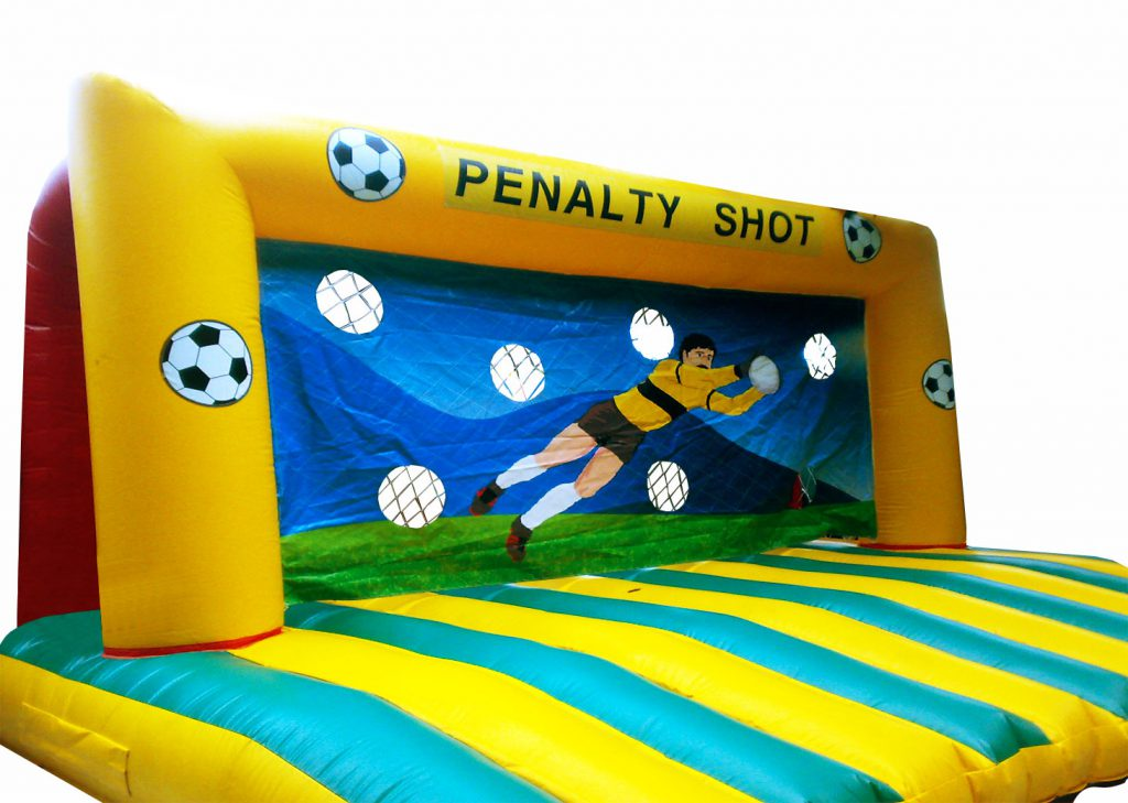 Penalty Shot Bouncer Inflatable