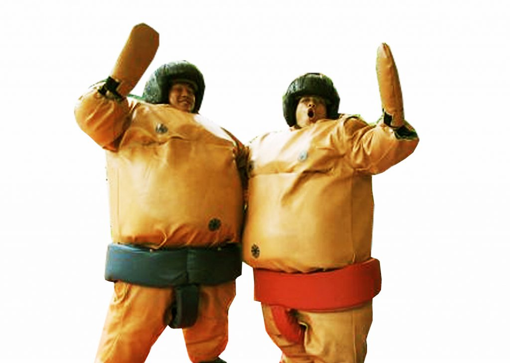 Sumo Fun Wrestler Game Suits