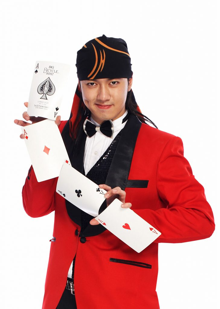 Table And Close Up Magician