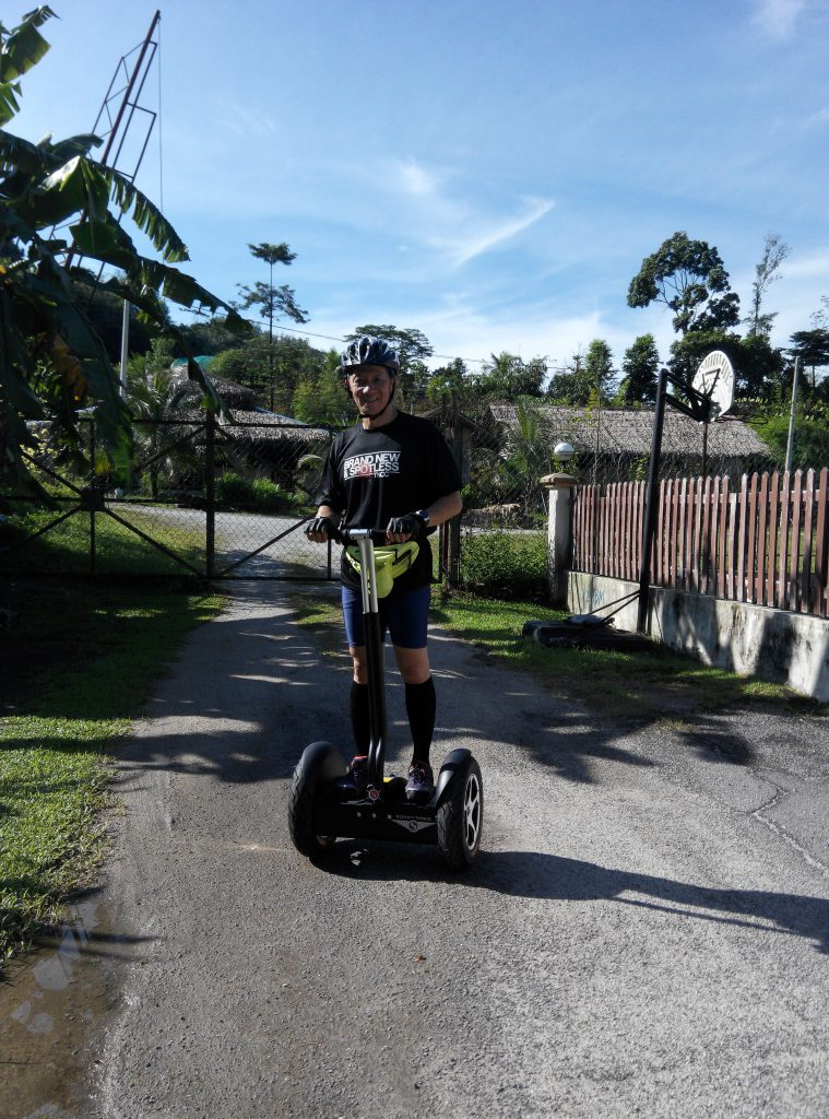 Personal Mobile (Segway)