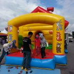 Inflatable Fun House Castle