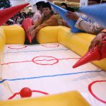 Air Ball (Air Bola) Inflatable Game
