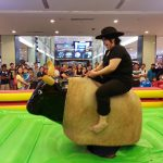 Rodeo Bull / Horse Simulator Carnival Game