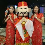 CNY Cartoon Prosperity Mascot