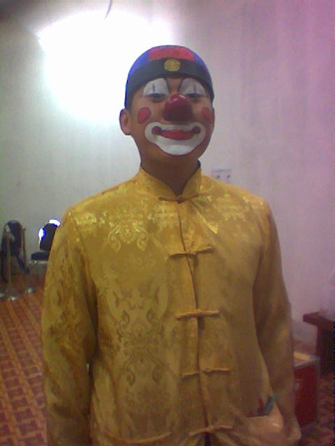 Chinese Clown