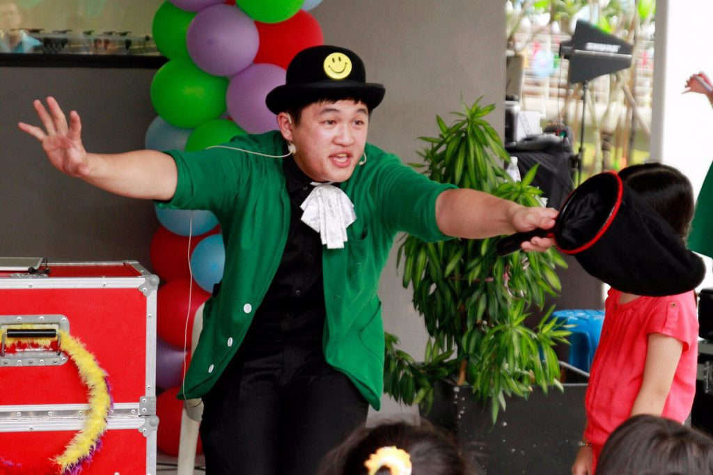 Magicians for Kids Birthday Parties