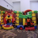 Inflatable Lion Fun Play-Land