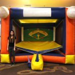 Fun Floating Baseball Challenge (Inflatable)