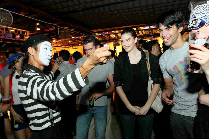 Interactive Mime