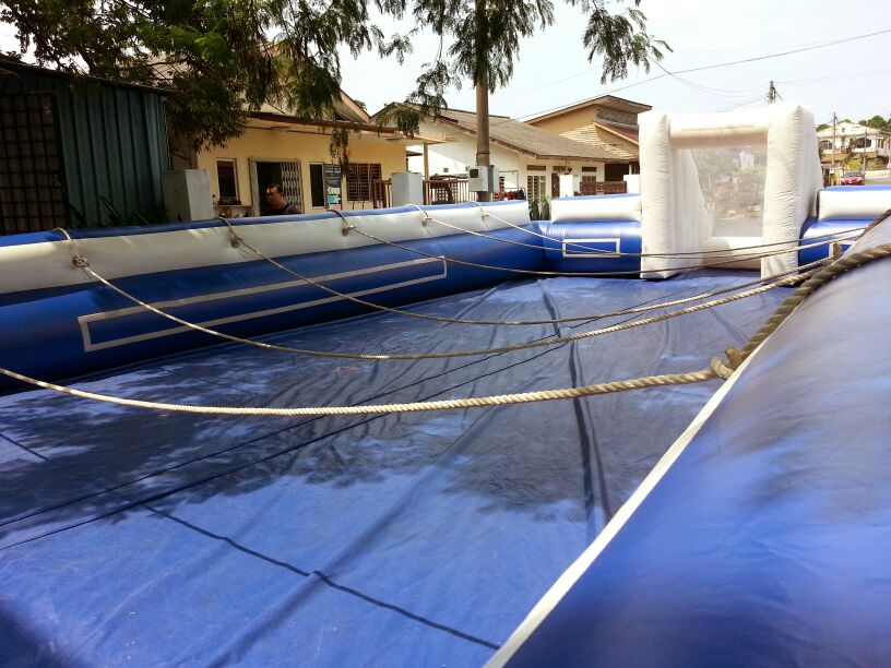 Futsal Inflatable Game