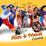 Clowns | Book Online Now @ Allan & Friends' Studios Malaysia