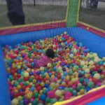 Inflatable Ball Pool Castle