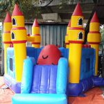 Inflatable Fantasy Combo Bouncer