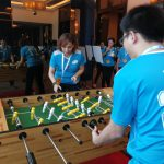 Fun Foosball Table