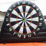 Football Dart Carnival Game