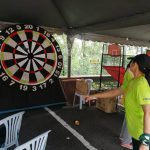 Giant Dart Game